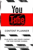 The YouTube Content Planner