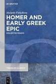 Homer and Early Greek Epic (eBook, ePUB)