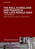 The Roll in England and France in the Late Middle Ages (eBook, ePUB)
