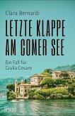 Letzte Klappe am Comer See / Kommissarin Giulia Cesare Bd.2