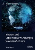 Inherent and Contemporary Challenges to African Security (eBook, PDF)