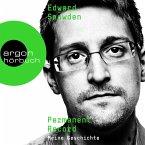 Edward Snowden: Permanent Record - Meine Geschichte (Ungekürzte Lesung) (MP3-Download)