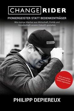 Changerider (eBook, ePUB) - Depiereux, Philipp