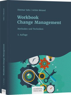 Workbook Change Management - Vahs, Dietmar;Weiand, Achim