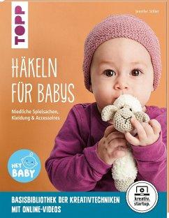 Häkeln für Babys (kreativ.startup.) - Stiller, Jennifer