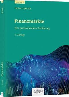 Finanzmärkte - Sperber, Herbert