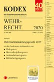 KODEX Wehrrecht 2020