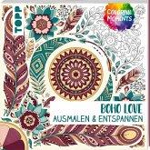 Colorful Moments - Boho Love