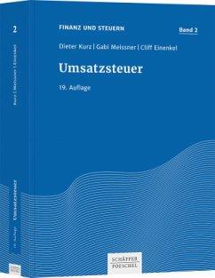 Umsatzsteuer - Kurz, Dieter;Meissner, Gabi;Einenkel, Cliff