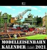 Modelleisenbahnkalender 2021