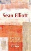 Sean Elliott: Poems 1998-2016