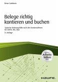 Belege richtig kontieren und buchen - inkl. Arbeitshilfen online (eBook, PDF)
