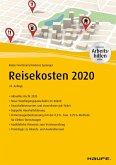 Reisekosten 2020 - inkl. Arbeitshilfen online. (eBook, PDF)