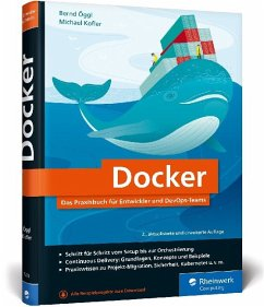 Docker - Öggl, Bernd;Kofler, Michael