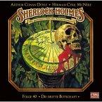 Sherlock Holmes - Die geheimen Fälle des Meisterdetektivs, Folge 40: Die dritte Botschaft (MP3-Download)