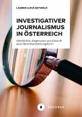 Investigativer Journalismus in Österreich (eBook, PDF)