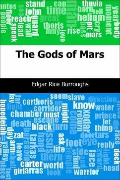 Gods of Mars (eBook, PDF) - Burroughs, Edgar Rice