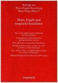 Marx, Engels und utopische Sozialisten (Mängelexemplar)