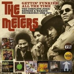 Getting' Funkier All The Time (6CD Boxset)