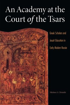 An Academy at the Court of the Tsars (eBook, ePUB)