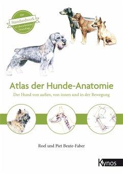 Atlas der Hundeanatomie - Beute-Faber, Roel;Beute-Faber, Piet