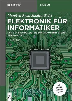 Elektronik für Informatiker - Rost, Manfred; Wefel, Sandro