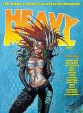 Heavy Metal Magazine #261 (eBook, PDF)