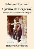 Cyrano de Bergerac (Großdruck)