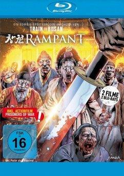 Rampant - 2 Disc Bluray