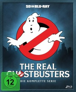 The Real Ghostbusters - Die Komplette Serie BLU-RAY Box - Real Ghostbusters,The