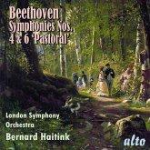 Sinfonien 4 & 6