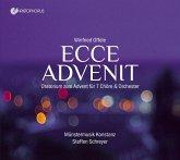 Ecce Advenit-Oratorium Zum Advent Für 7 Chöre &