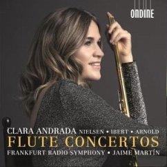 Flötenkonzerte - Andrada,Clara/Martin,Jaime/Hr-Sinfonieorchester