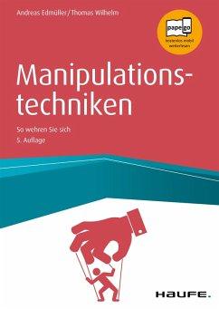 Manipulationstechniken (eBook, PDF) - Edmüller, Andreas; Wilhelm, Thomas