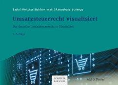 Umsatzsteuerrecht visualisiert (eBook, PDF) - Bader, Julia; Meissner, Gabi; Bobikov, Marina; Wahl, Andreas; Ravensberg, Stefanie; Schempp, Svenja