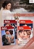 Mit dem Hochzeitsexpress in die Weihnachtszeit (2 Miniserien) (eBook, ePUB)