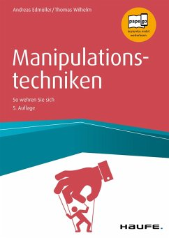 Manipulationstechniken (eBook, ePUB) - Wilhelm, Thomas; Edmüller, Andreas