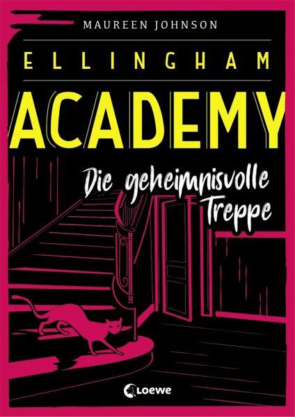 Buch-Reihe Ellingham Academy