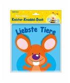 Trötsch Mein kleines Knister Knuddelbuch Liebste Tiere