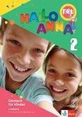Hallo Anna 2 neu. Lehrbuch mit 2 Audio-CDs