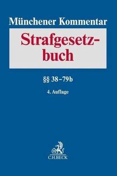 Münchener Kommentar zum Strafgesetzbuch Bd. 2: §§ 38-79b StGB
