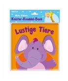 Trötsch Mein kleines Knister Knuddelbuch Lustige Tiere