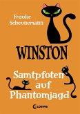 Samtpfoten auf Phantomjagd / Winston Bd.7