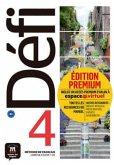 Défi 4 (B2). Livre de l'élève + CD + Premium