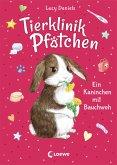 Ein Kaninchen mit Bauchweh / Tierklinik Pfötchen Bd.2