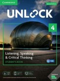 Unlock Second edition, Level 4 (B2) Listening, Speaking & Critical Thinking