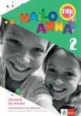Hallo Anna 2 neu. Lehrerhandbuch mit Bildkarten und CD-ROM mit Kopiervorlagen