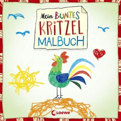 Mein buntes Kritzel-Malbuch (Hahn) - Pautner, Norbert