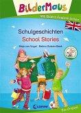 Bildermaus - Mit Bildern Englisch lernen - Schulgeschichten - School Stories