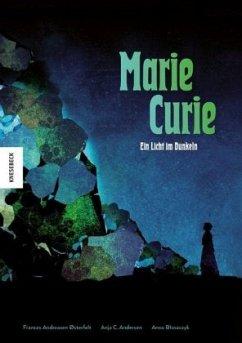 Marie Curie - Østerfelt, Frances A.; Andersen, Anja C.